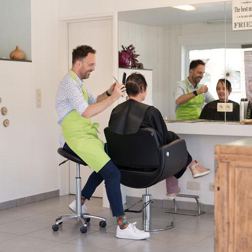 Salon in de buurt van Herentals dat werkt met natuurlijke producten