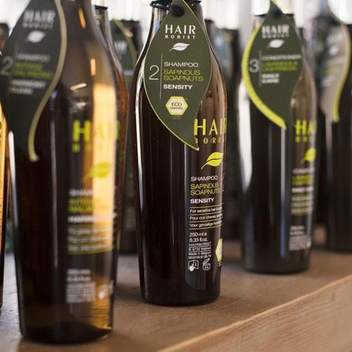 Shampoo Hairborist bij Nieuwetijdskapper