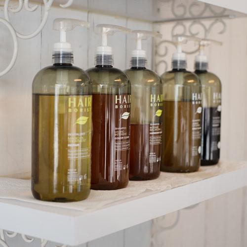 Shampoo van Hairborist bij Nieuwetijdskapper